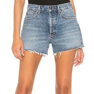 Agolde Micah shorts